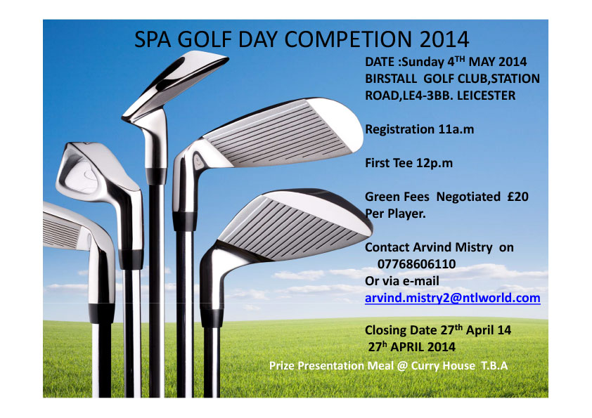 SPA-Golf-Day-2014