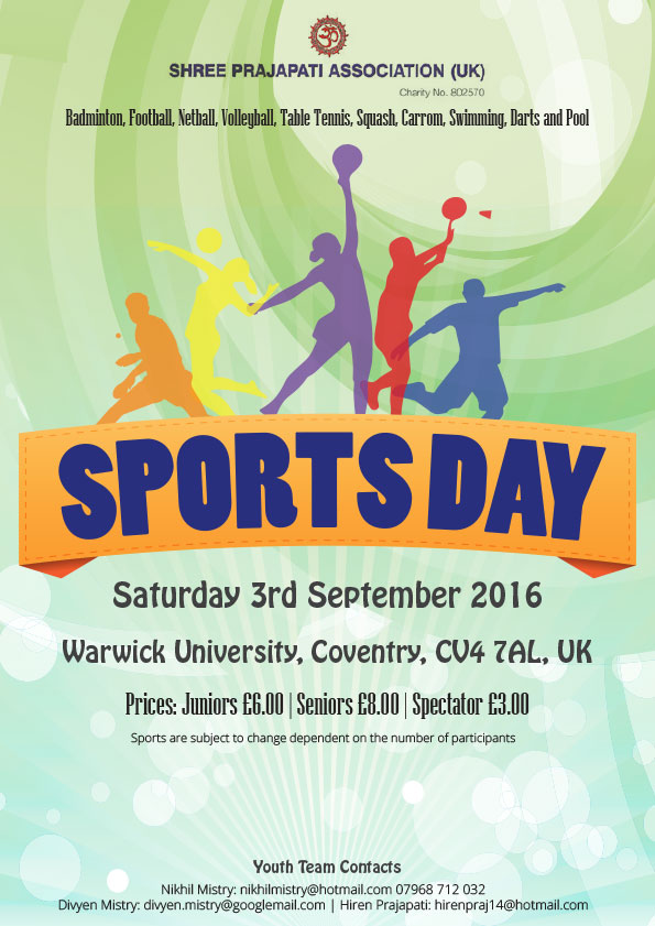 Sports day poster images images for Sports day poster template